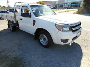 2009 Ford Ranger XL Manual Tbo Diesel traytop Ute Wangara Wanneroo Area Preview