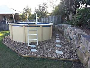 Above Ground Pool +Fencing +Accessories Ferny Hills Brisbane North West Preview