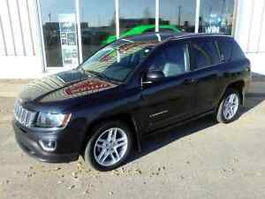 2014 Jeep Compass Limited 4x4