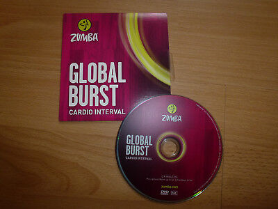 Zumba Fitness  DVD * Global Burst * 30 min.Cardio Interval *NEU*RAR*TOP* (Zumba Fitness Cardio)