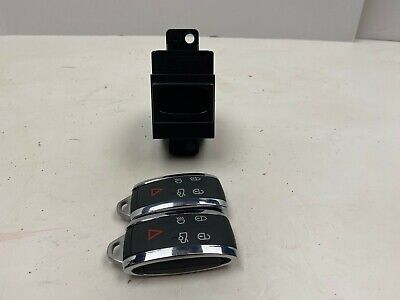 JAGUAR XF X250 IGNITION CARD READER 2011-2015 CCAD07LP0520T
