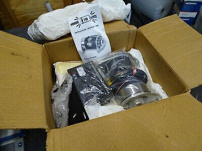 Fabco Power Mite 110 Belt Driven Generator Kit W Control Box Brand New