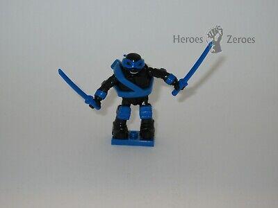 Teenage Mutant Ninja Turtles TMNT Mega Bloks Series 3 Dark Horizons Leonardo - Teenage Mutant Ninja Turtles Dark Horizon