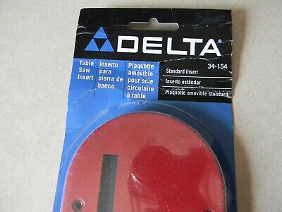 Delta Right Tilt Unisaw Table Insert Us Saws Only 3-11