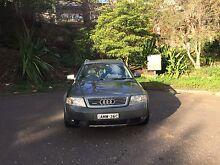 2002 Audi Allroad Quattro Wagon Castlecrag Willoughby Area Preview