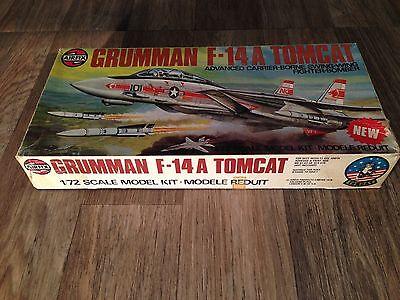 1/72 SCALE GRUMMAN F14 A TOMCAT, AIRFIX