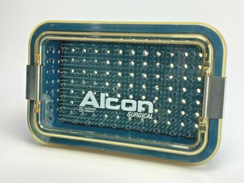 Alcon Surgical Sterilization Tray UltraFlow Irrigating for Hand tools