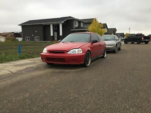 1999 Honda Civic JDM B18C Integra Gsr Swap