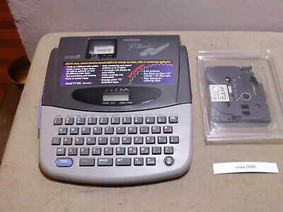 Brother P-touch Extra Label Printer Model Pt-300