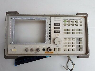 Front-panel-for-hp-8562a-spectrum-analyzer-1khz-22ghz Front-panel-for-hp-8562a