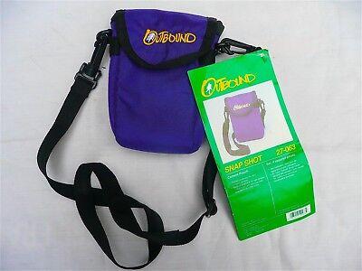 Mini Nylon Belt - Nylon Mini Multi-Use Belt or Crossbody Shoulder Bag - For Camera, Phone, Snacks