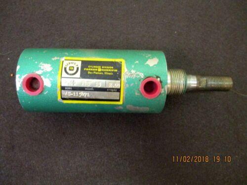 "Parker Hannifin Series P PNS-13 Actuator Pneumatic Cylinder 2"" Bore 2"" Stroke"