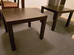 2 Coffee Tables Slacks Creek Logan Area Preview