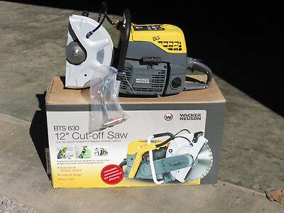 Wacker Neuson Bts 630 Cut-off Saw Concrete Saw - New