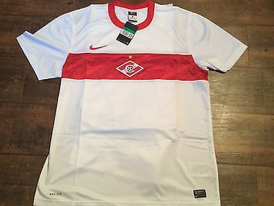 2011 2012 Spartak Moscow BNWT New Football Shirt Adults XL Jersey Maglia image
