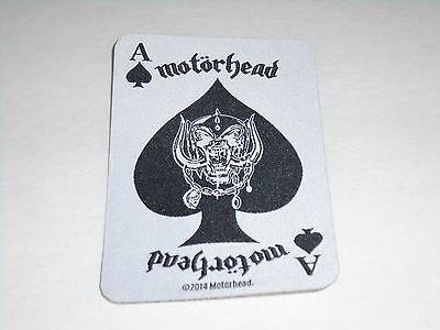 Motorhead Ace Of Spades Woven Patch