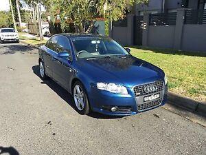 2008 Audi A4 Sedan Picnic Point Bankstown Area Preview