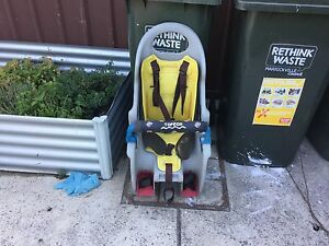 Child's bike seat Enmore Marrickville Area Preview