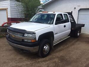 2002 Chevy 3500 dually