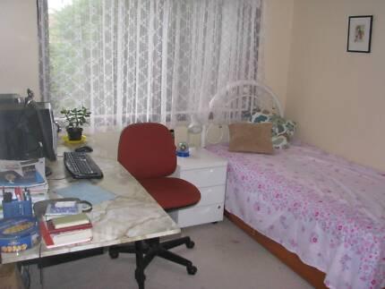 one cosy bedroom to let in Ringwood $155 + bills $20 per wk