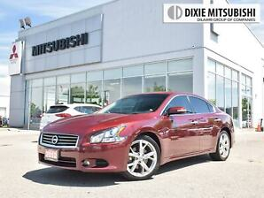 2012 Nissan Maxima SV | LEATHER | SUNROOF | BACK-UP CAMERA