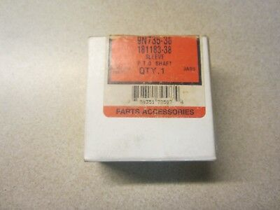 Tisco 9n73538 Pto Sleeve Bushing 181183-38