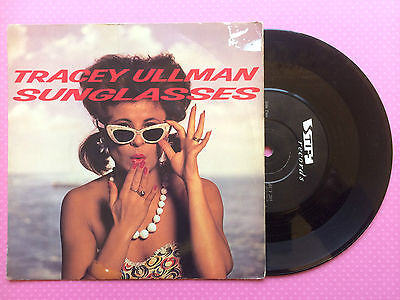 Tracey Ullman - Sunglasses / Candy, Stiff Records BUY-205 Ex Condition - Buy Rock Candy