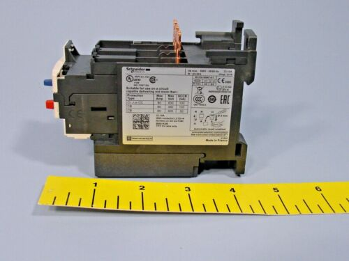 Schneider Electric LRD332 Thermal Overload Relay With Everlink Terminals