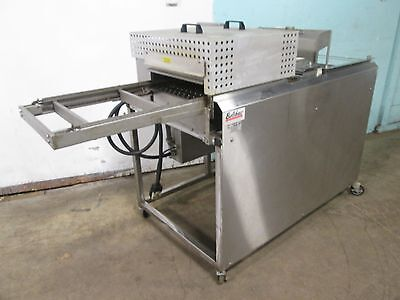 Belshaw Tg-50 H.d. Commercial Donuts Conveyor Thermoglazer Machine 208v 1ph