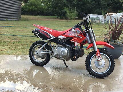 Honda CRF50 Motorbike
