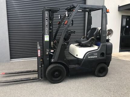 ForkLift 1.8t Container mast Nissan