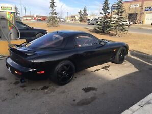 Mazda rx7 touring x r2 single turbo