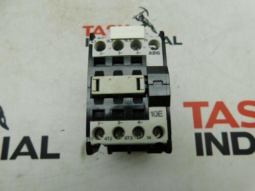 AEG SP4 E-NR910-302 600VAC 20A Contactor