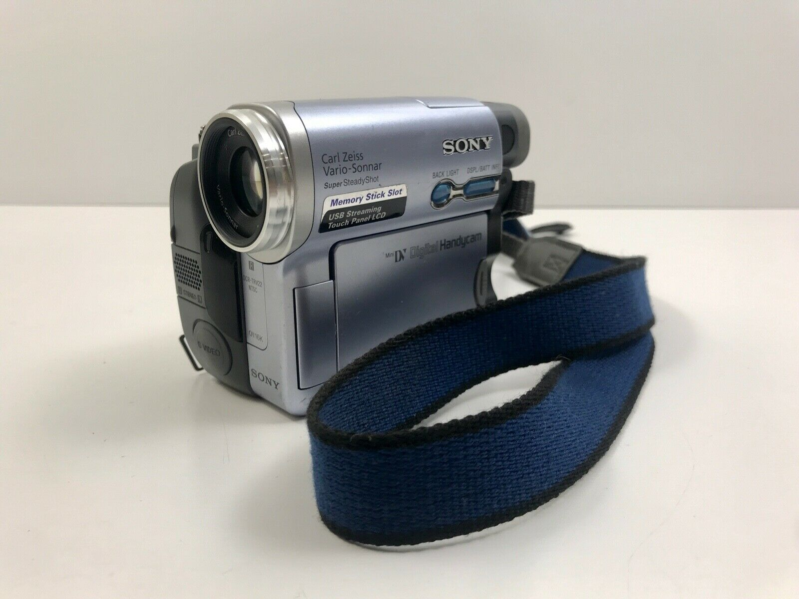 Sony DCR-TRV22 Mini Camcorder Untested Selling As Parts Repair No Battery - $49.95