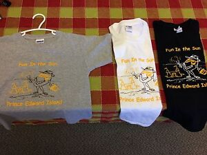 NEW children's t-shirts PEI