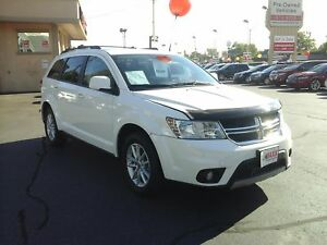 2014 DODGE JOURNEY SXT- POWER LOCKS & WINDOWS, ALLOY WHEELS, FRO