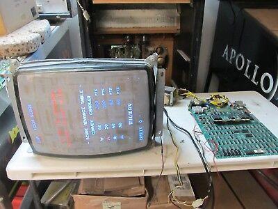 Midway Galaxian arcade game board repair service segunda mano  Embacar hacia Argentina
