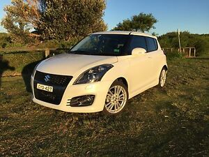 2014 Suzuki swift sport manual 36000km Dee Why Manly Area Preview