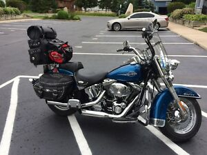 2005 Heritage Softail Classic