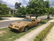 1979 Pontiac Trans Am Gisborne Macedon Ranges Preview