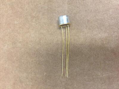 Texas Instruments 2n697 Vintage Power Transistor Old Gold