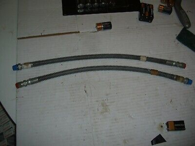 Hurst Jaws Of Life 5000psi Replacement Hoses Lot Of Two
