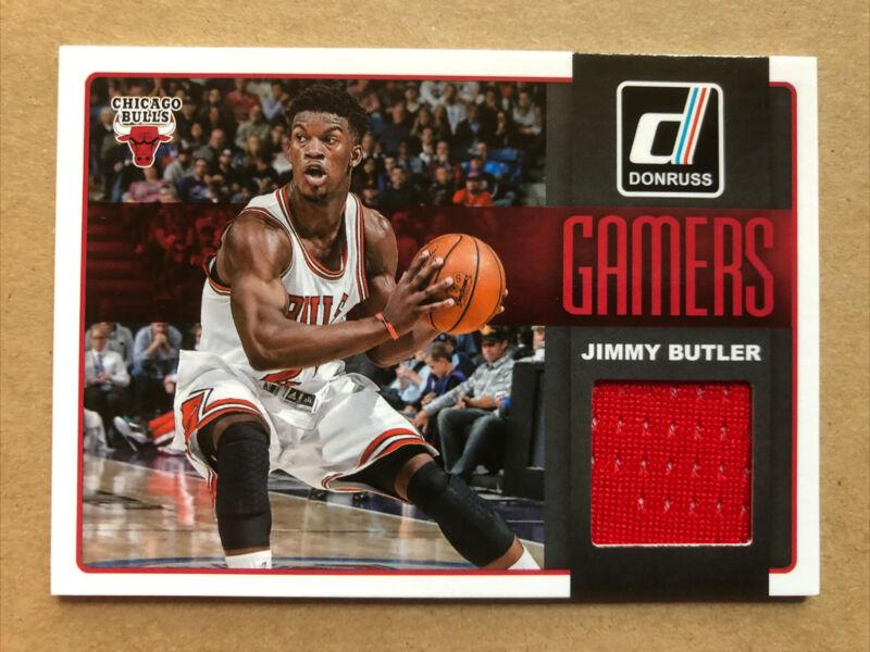 Jimmy Butler 2014-15 Panini DONRUSS Basket-ball card!!!