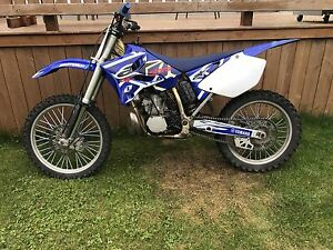 06 YZ250 2-Stroke 2700$ or trade for 450