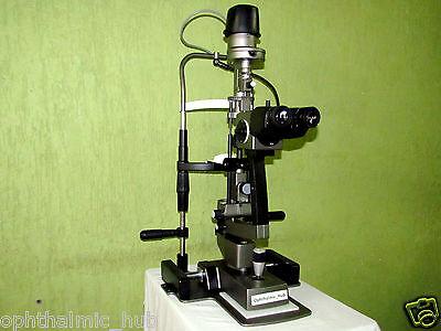Slit Lamp Haag Streit Type 5 Step Galilean Binocular Microscope Free Shipping