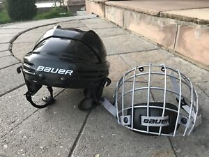 Bauer 2100 Hockey Helmet with Face Mask Junior Combo