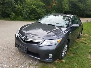 2011 Toyota Camry Hybrid LEATHER NAVI SUNROOF HYBRID