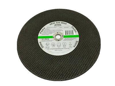10 Box Stihl Concrete Cut Off Saw Blade 0835-020-8000 12 4mm X 20mm