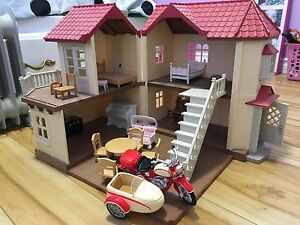 Calico critters and town home