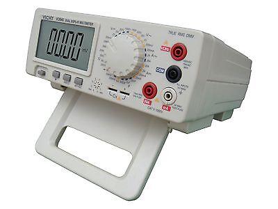 New Ldb Bench Type Digital Multimeter Vc8045 Lcd Display 19999 Counts